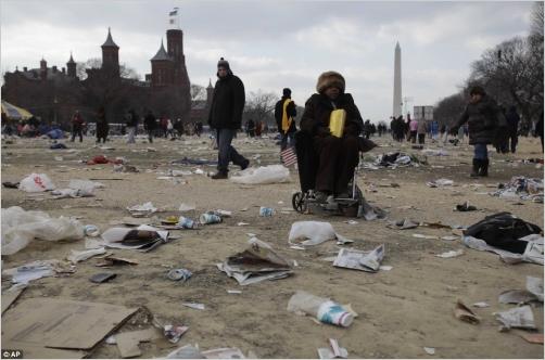 Liberal Garbage