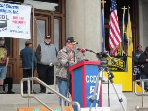 Speaker From Newtown