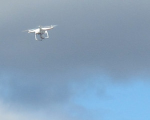 Drone Over CT - 4/05/2014